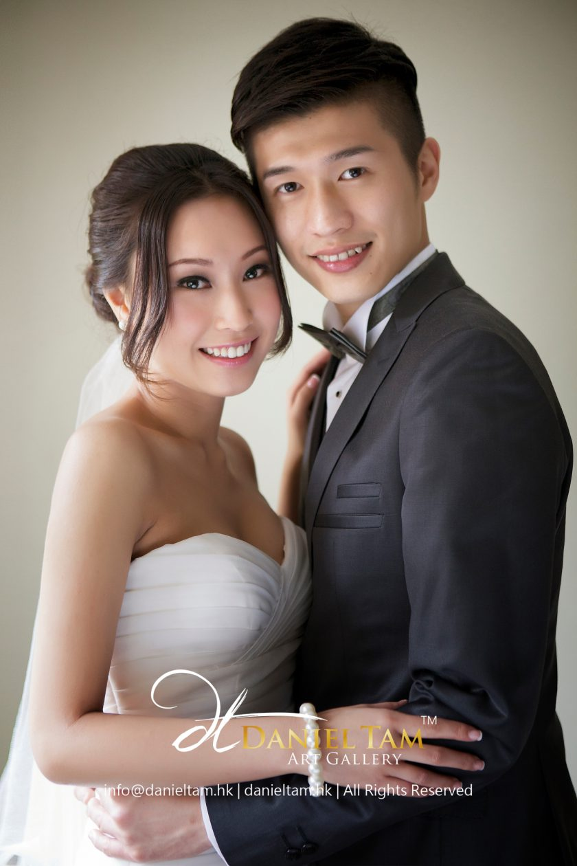Peggie and Nelson Prewedding (Hong Kong)
