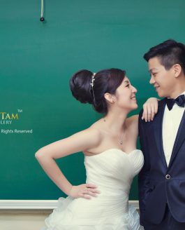 Teresa and Hak Chai Prewedding (HK)