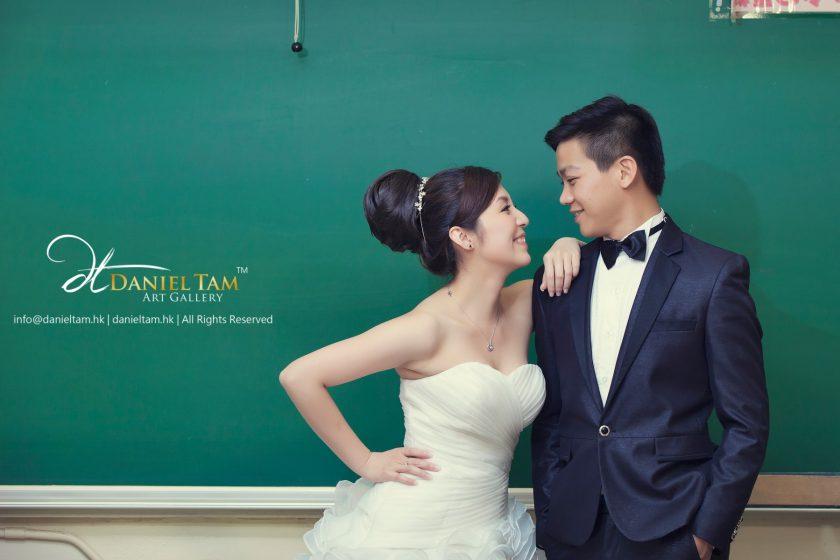 Teresa and Hak Chai Prewedding (HK)