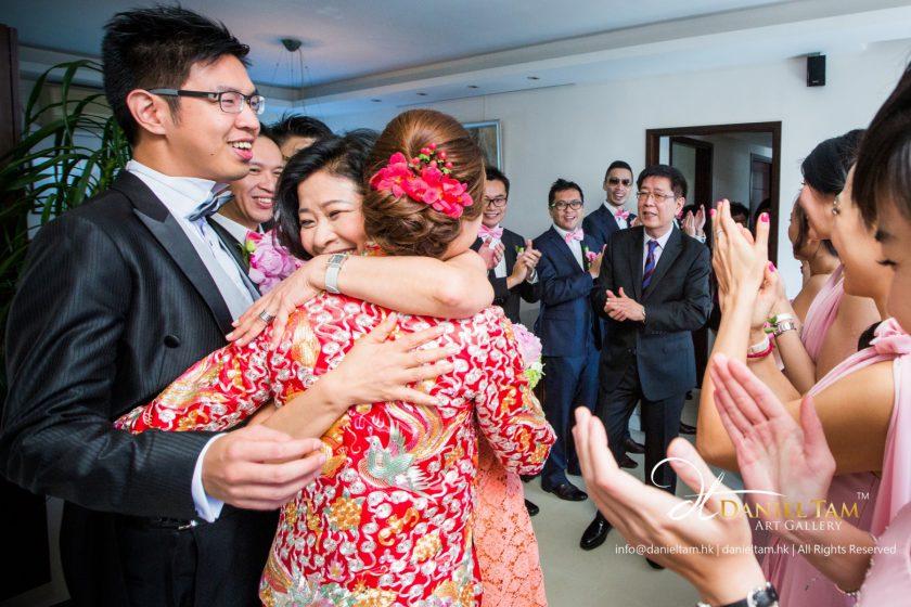 Andrea and Antonio wedding day (Hong Kong) @ The Mira