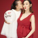 楊思琦 yeung sze kei pregnancy photo 007