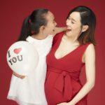 楊思琦 yeung sze kei pregnancy photo 009