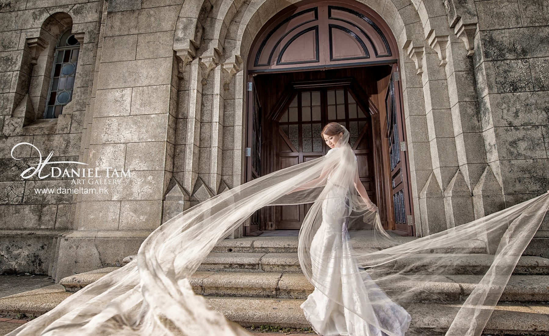 winkie macau prewedding church