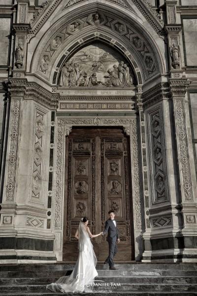 Florence Prewedding