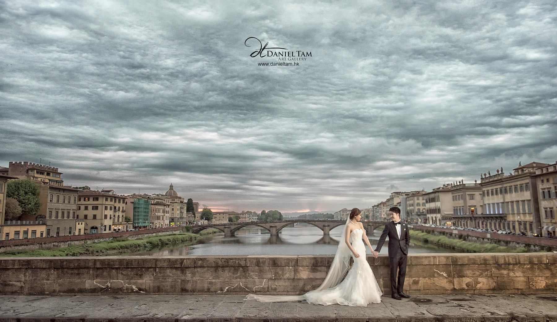 florence prewedding photo