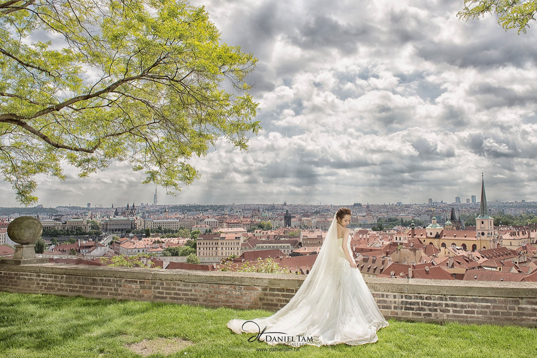 Overseas Prewedding - Prague