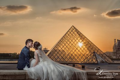 Paris, city of love [prewedding]