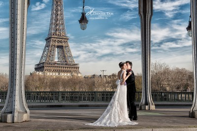 Paris Prewedding / Engagement