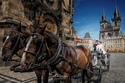 Prague Prewedding