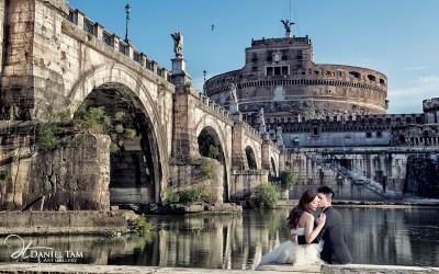 Rome rewedding