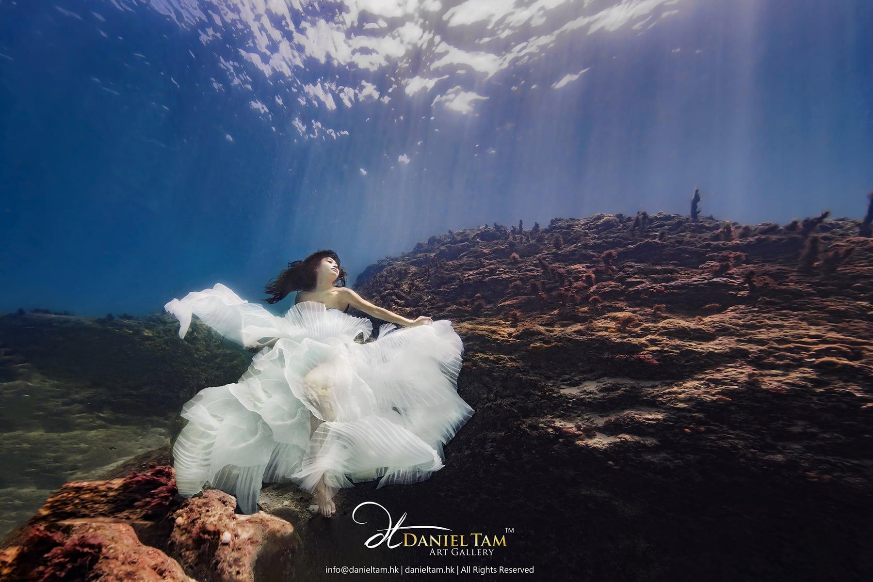 Underwater photography dan 39 s move 1 for Dans boum boum tam tam