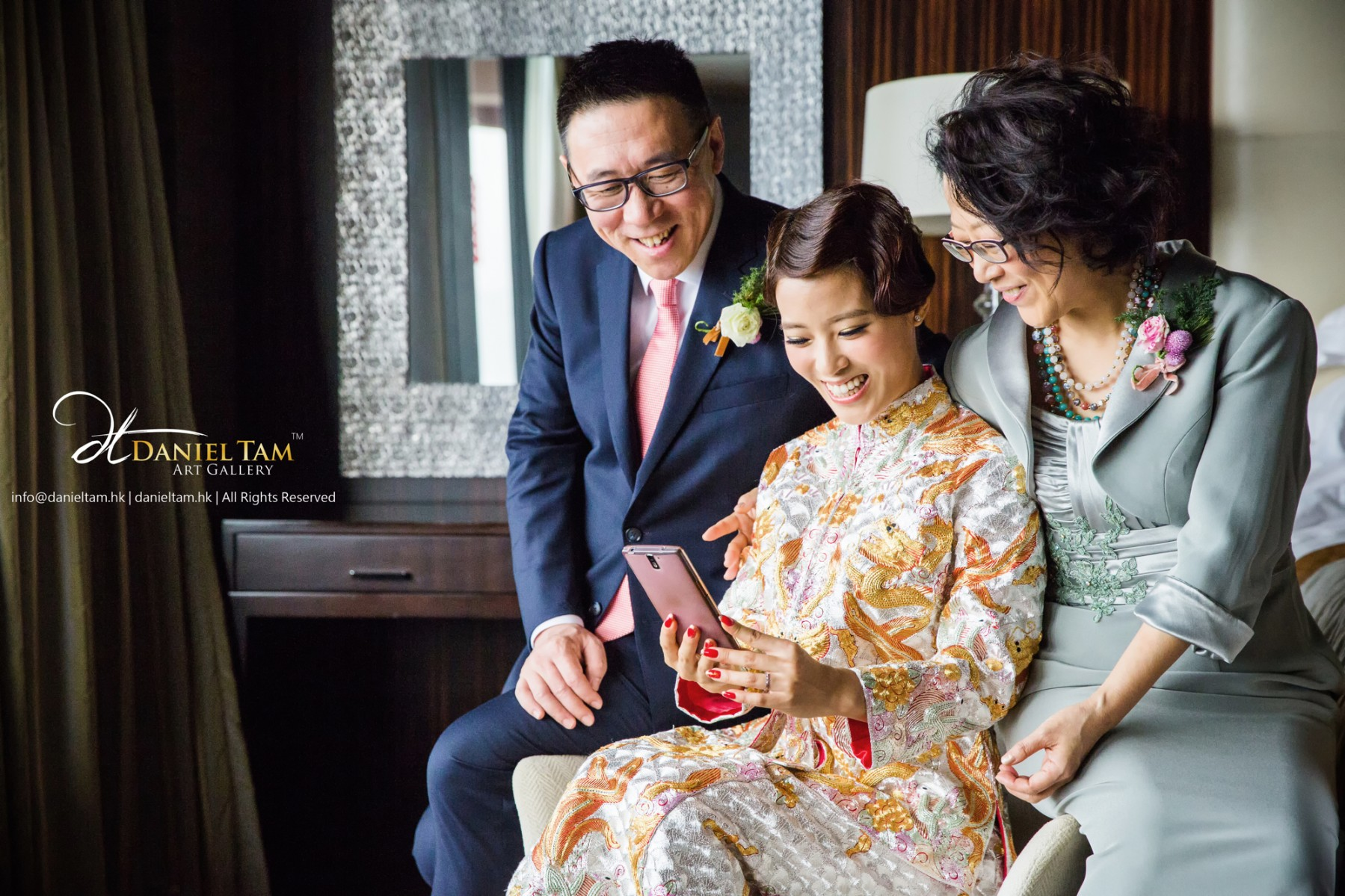 Wedding Day photography, Traditional Chinese Wedding