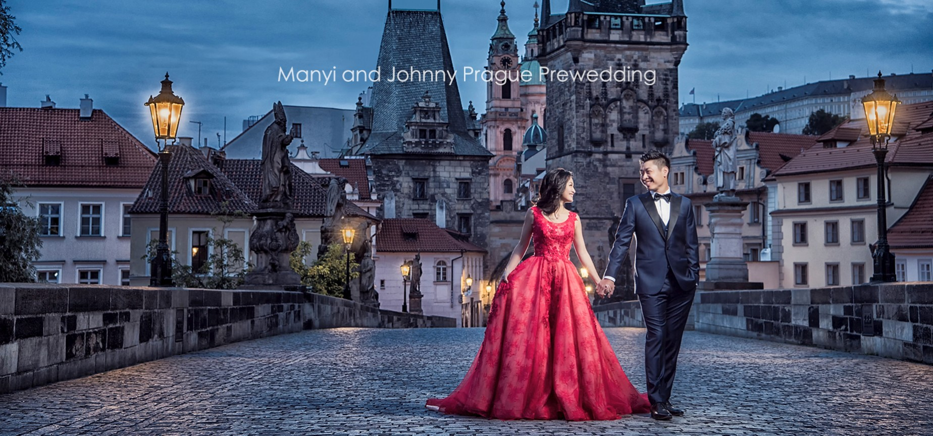 manyi and johnny prague prewedding video tour
