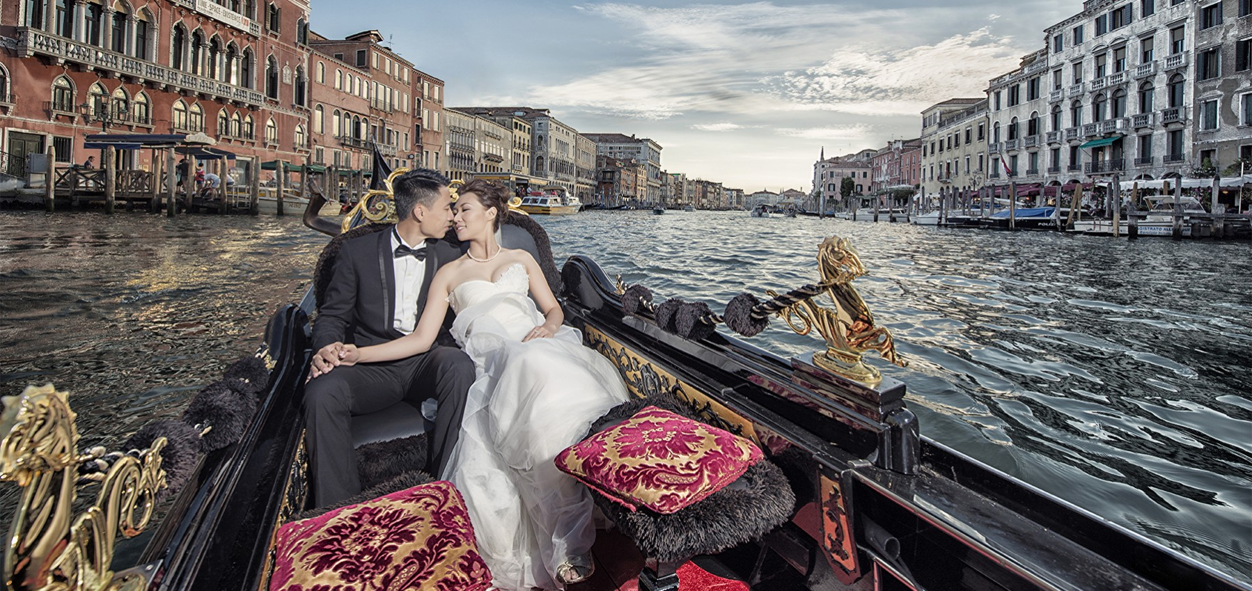 venice prewedding mandy and raymond