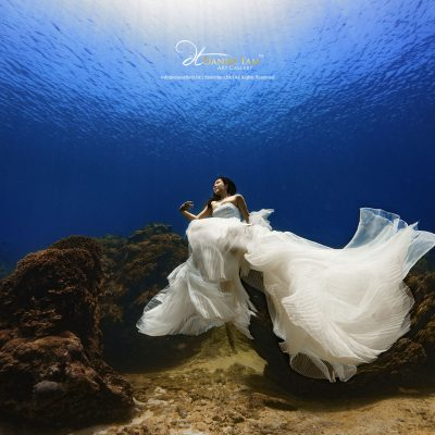 Under Water Prewedding