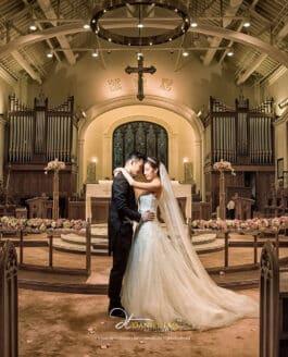 Jessica and Erik Hong Kong Wedding Day – Four Seasons Hong Kong
