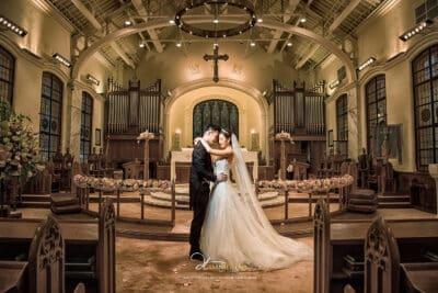 Jessica and Erik Wedding Day