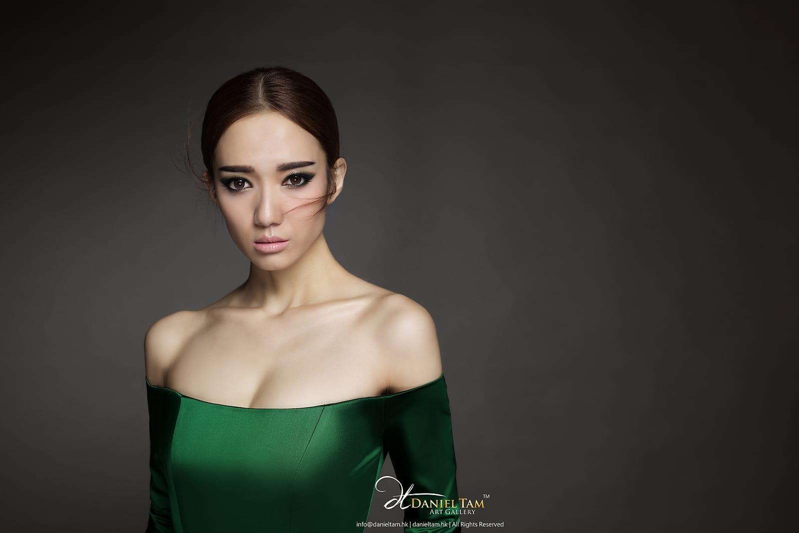 黃君馨造型照 Grace wong portrait 2