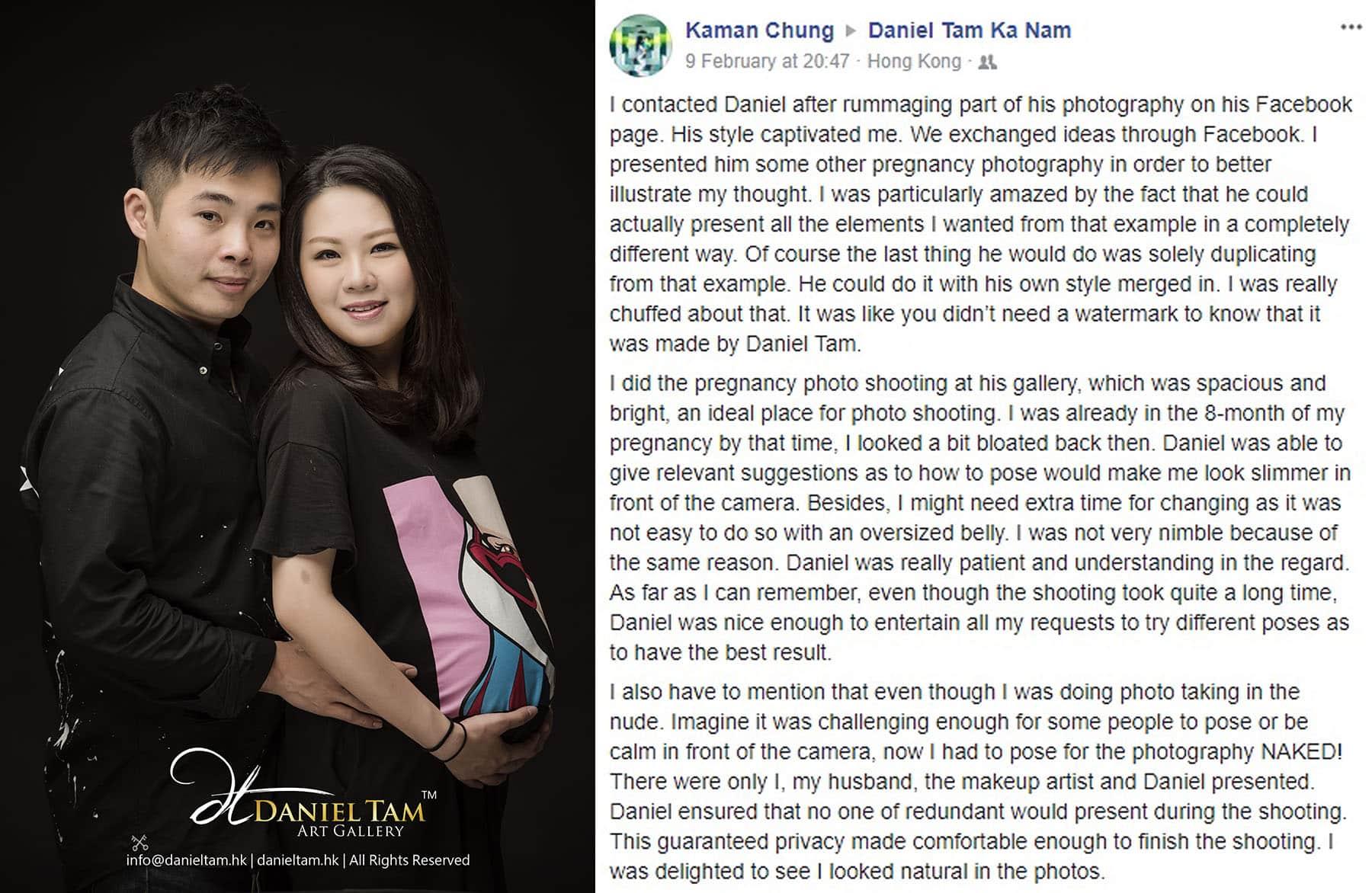 Review Kaman Chung