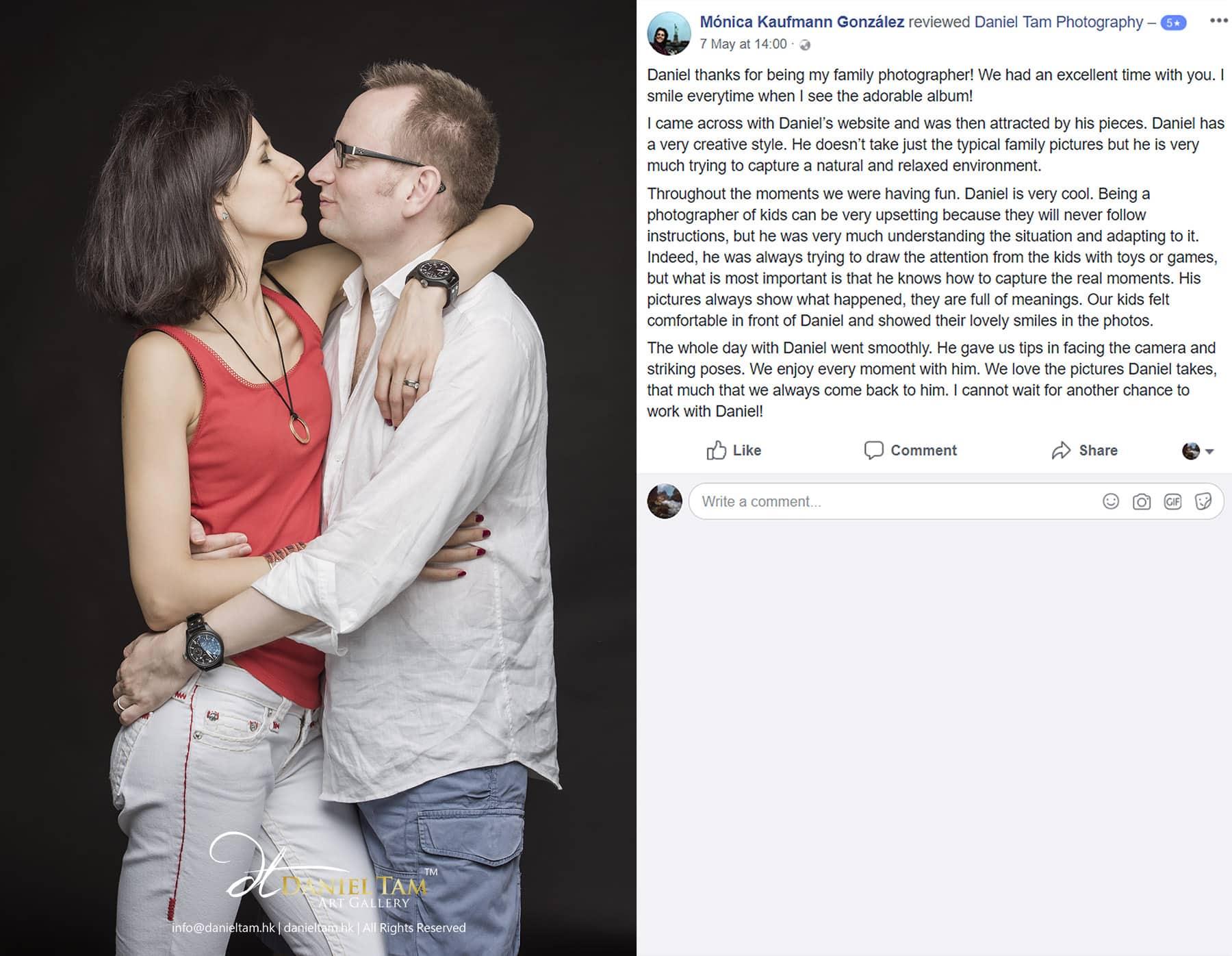 Monica and Kai Family Review