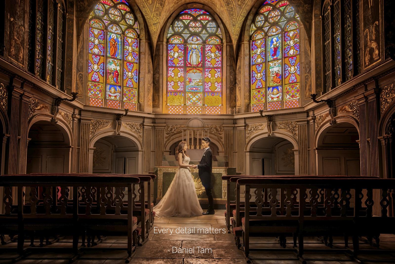 Prewedding, Engagement, Couple Portrait, Anniversary – by Daniel Tam